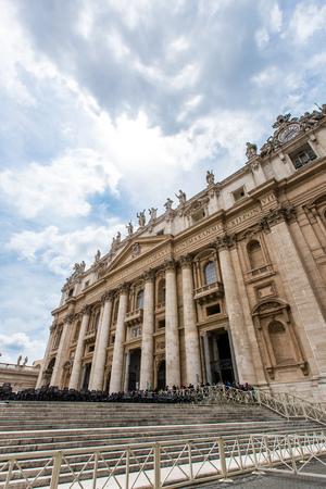 Basilica di San Pietro in Vaticano, Vatican outdoor