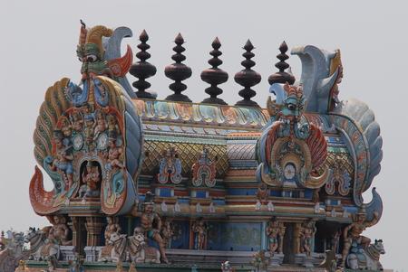 Sri Meenakshi Temple