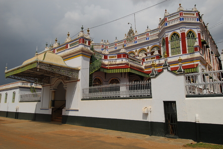Chettiar Mansions Imagens