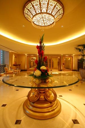 Emirates Palace Hotel à Abu Dhabi, arabe Banque d'images - 81527033