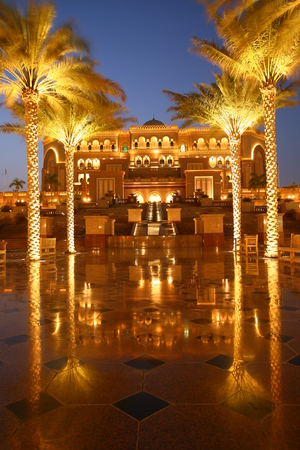 Emirates Palace Hotel,Abu Dhabi,Arab Editorial