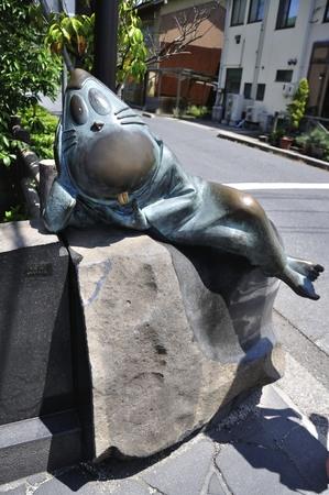 Sakaiminato Shigeyuki Mizuki Road,Japan