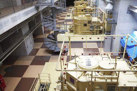 Interior view of a production factory Фото со стока - 83197427