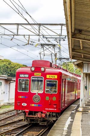 Omocha densha Toy Trains,Japan