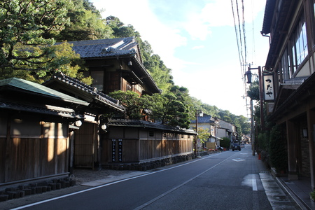 Kinosaki Hot Springs, Japan