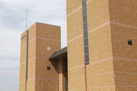 Exterior view of a building Фото со стока - 82782009