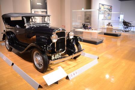 TOYOTA Museum,Japan