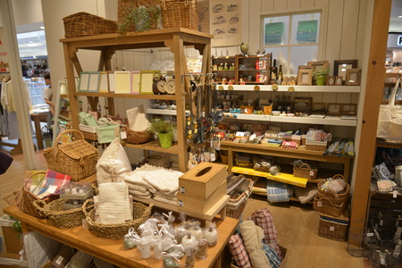 zakka shop at japan