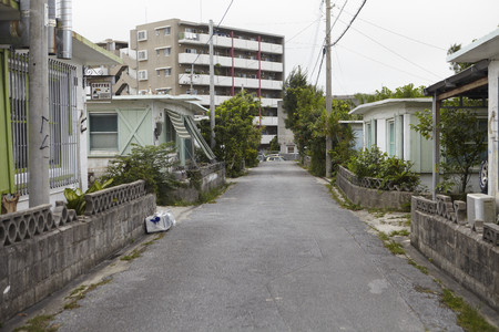 foreigner: Residential Area street view