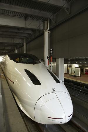 JR Kyushu Shinkansen, Japan