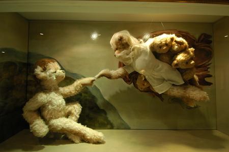 teddy bear exhibition