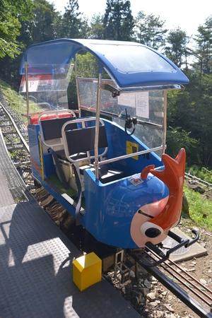 cartoon theme small train
