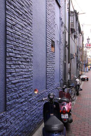 motorcycles in Japan