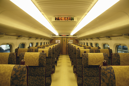 JR Kyushu Shinkansen ,Japan