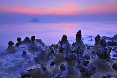 Hoping Island keelung scenery Stok Fotoğraf