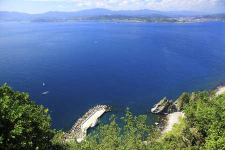 Keelung Island Cliff Coast