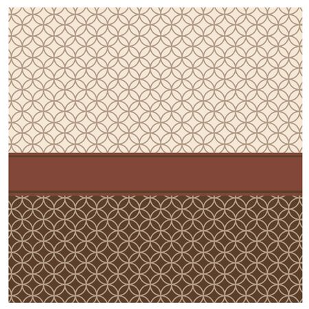 vintage background pattern: Pattern circle Vintage background