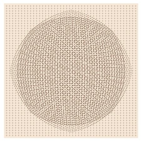dazzled: Pattern point be dazzled Vintage background