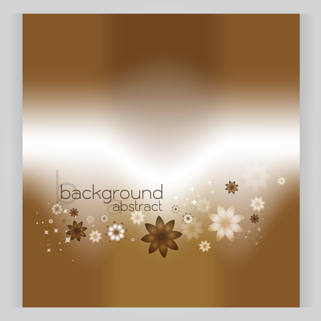 gradation: background abstract vector brown soft area Gradation texture flower