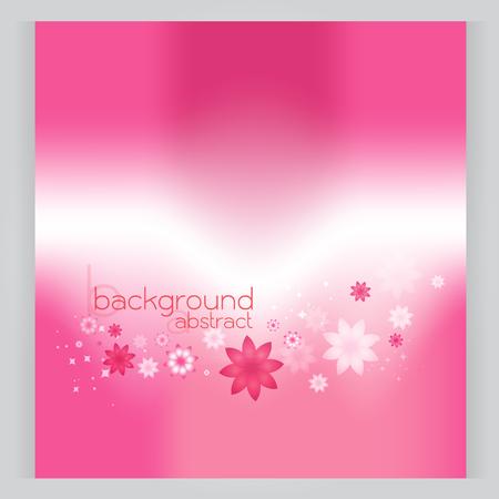 gradation: background abstract vector pink soft area Gradation texture flower