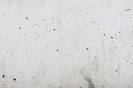 Grunge concrete white wall and floor as background texture. Constructio