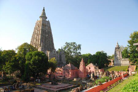 incidental people: Mahabodhi Temple