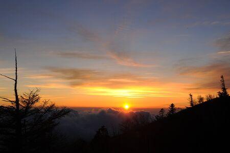 Mount Fuji, 5th Station, Royal Assent to the Light, Japan LANG_EVOIMAGES