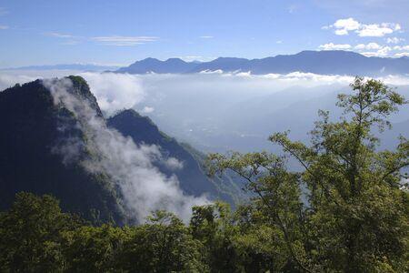 ali: Ali Mountain,Dui Gao Yue