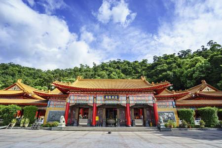 taoism: Taoism,Sanqing Temple,Mei-hua Lake