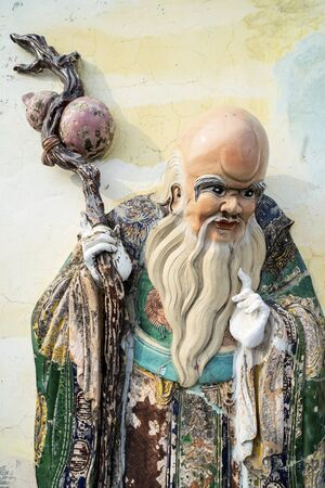 longevity: Chiayi County,Newport,Fengtian Temple