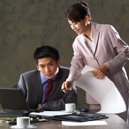 two persons only: Business Lifestyle LANG_EVOIMAGES