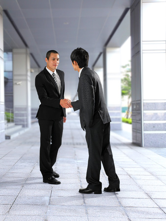 two persons only: Business Life