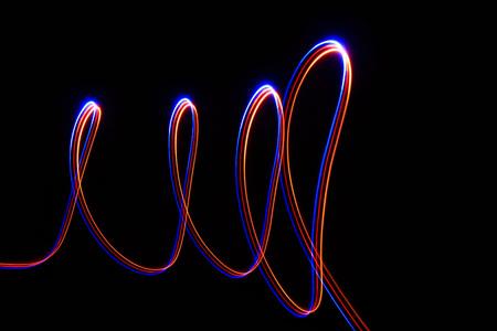 colourful lightings: Lighting Track
