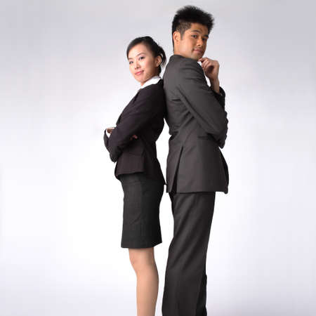 two persons only: Business Expressions LANG_EVOIMAGES