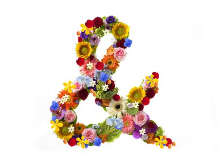 symbol. punctuation: Sign of Flower