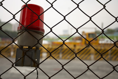chainlink fence: Construction