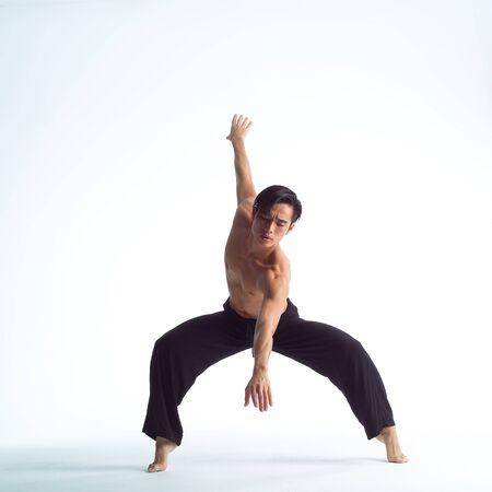 pantalones abajo: Dancing LANG_EVOIMAGES