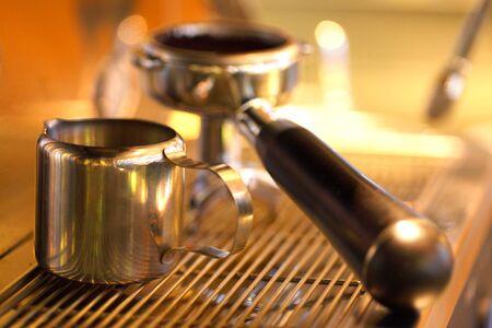 machinery: Coffee Time