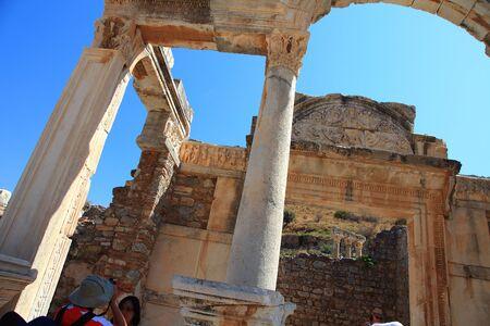 templo romano: Turkey