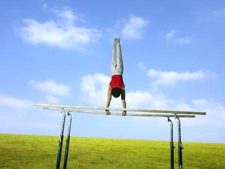 Gymnastics LANG_EVOIMAGES