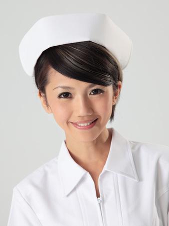 enfermera con cofia: Sonreír LANG_EVOIMAGES