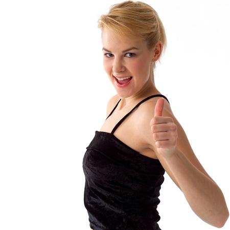 caucasian appearance: Body Language