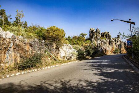 street lamp: Stone and  Grassland