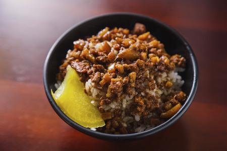 Braised pork rice LANG_EVOIMAGES