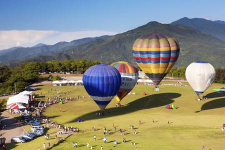 Taitung, Luye, Taitung, Hot air balloon carnival