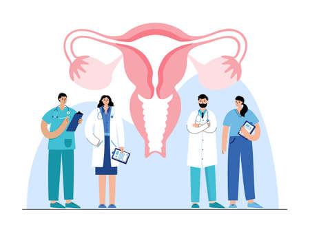 Human fertility concept