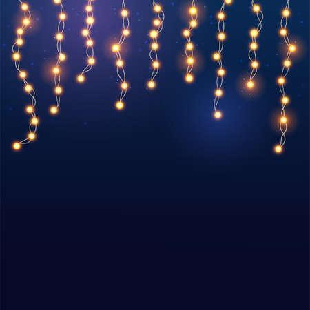 Christmas Light Concept