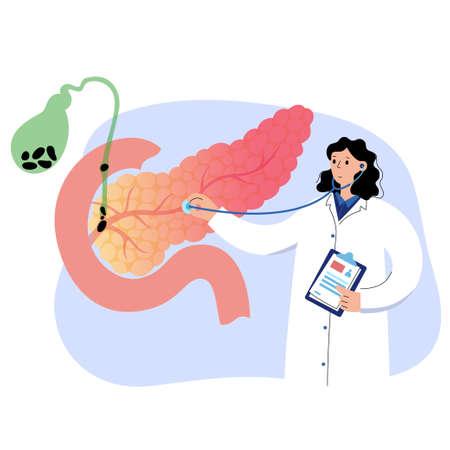 Pancreas logo concept Logos