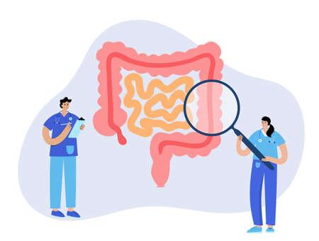 intestine concept