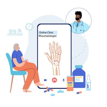 Arthritis poster concept